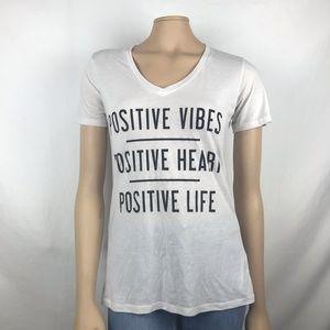 Positive Vibes Tee